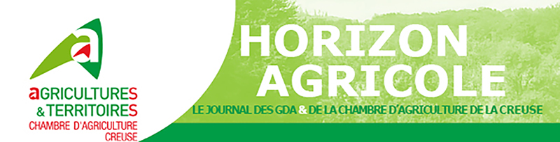 Revue horizon creuse - Chambre agriculture creuse ...